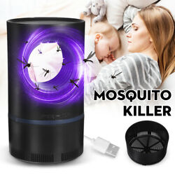 Electric Mosquito Insect Killer Zapper LED Light Fly Bug Trap USB LED Lamp 5W US $13.49