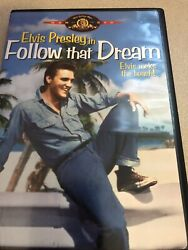 Follow That Dream (DVD, 2004)RARE & OOP, GREAT CONDITION $5.00