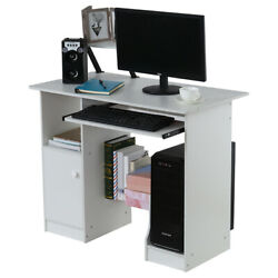 Home Desktop Computer Desk With lockers Home Small Desk Dormitory Study Table $61.07