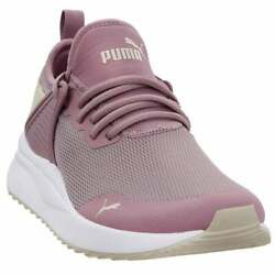 Puma Pacer Next Cage Sneakers Casual Purple Womens $39.99