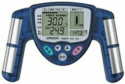 OMRON body fat meter blue HBF 306 A Japanese version $74.99