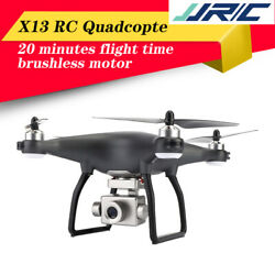 JJRC X13 WiFi 1080P Camera Brushless Motor GPS RC Quadcopter FPV Racing RC Drone $136.90