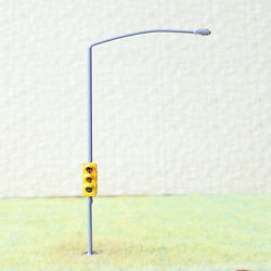 1 x traffic signal with street light HO OO scale model railroad led lamps #colGO $4.99