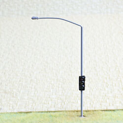 1 x traffic signal with street light HO OO scale model railroad led lamps #corGB $4.99