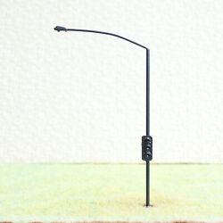 1 x traffic signal with street light HO OO scale model railroad led lamps #corBB $4.99