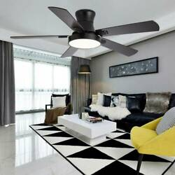 LED Modern Ceiling Fan Light with Remote Control Reversible Chandelier Fan 52#x27;#x27; $119.99