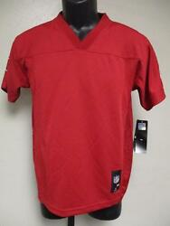 NEW Minor Flaw Blank Front NFL Cardinals #11 Fitzgerald Youth Medium10 12 Jersey $8.10
