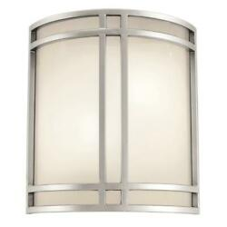 Artemis 2 Light Satin Wall Sconce by Access Lighting $79.95