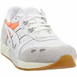 ASICS Gel Lyte Lace Up Mens Sneakers Shoes Casual White $44.99