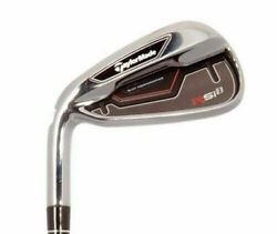 LEFT HANDED TaylorMade Rsi1 #6 9 Irons amp; Rsi TP PW Iron Set XP95 S300 Flex $229.99