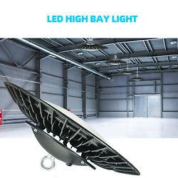LED High Bay Light 24000LM( 200W )2Pack 5000K Commercial Lights 5 Yr Warranty