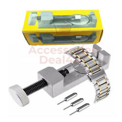 Metal Adjustable Watch Band Strap Bracelet Link Pin Remover Repair Tool Kit US $4.59