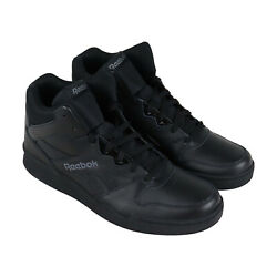 Reebok Royal BB 4500 HI 2 CN4108 Mens Black Casual Basketball Sneakers Shoes $40.99
