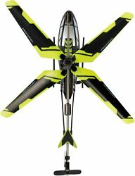 Protocol Aviator RC Helicopter Black And Green $38.99