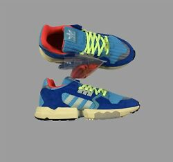 NEW Adidas Originals ZX Torsion Boost Size 10 Blue Green Men Lifestyle EE4787 $57.77