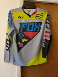 Fox 360 Racing Multi Pink Black Green Dirt Bike YOUTH Jersey top amp; Pants Combo $64.95
