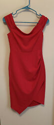 Xtraordinary Red Party Dress Size 5 $9.99