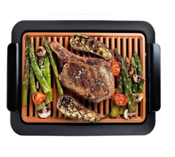 Gotham Steel Smokeless Electric Indoor Grill Nonstick amp; Portable As Seen on TV $47.99