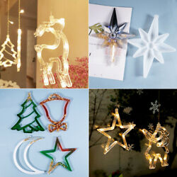 Christmas Tree Hanging DIY Silicone Jewelry Casting Mold Resin Epoxy Mould $2.85