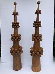 Wooden Modern Christmas Tree $675.00