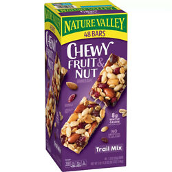 Nature Valley Chewy Trail Mix Fruit amp; Nut Granola Bars 48 ct. $19.49