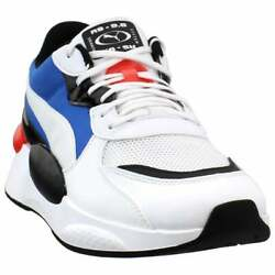 Puma Rs 9.8 Fresh Lace Up Mens Sneakers Shoes Casual White $49.99