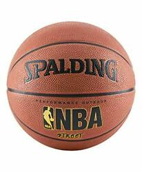 Spalding NBA Basketball Street Ball Indoor Outdoor Official Size 7 29.5 inch $23.24