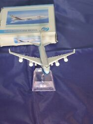 🔥 BOEING 747 Passenger Airplane Plane Aircraft Metal Diecast Model Collection $13.00