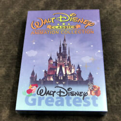 Walt Disney Classics 24 Movie Movies Animation Collection DVD Aladdin Lion King $27.99