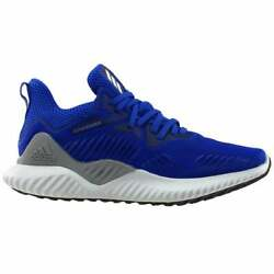 adidas Alphabounce Beyond Team Mens Running Sneakers Shoes Blue Size 6.5 $44.99