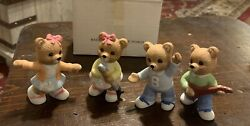 VINTAGE BEARs HOMCO Poodle skirts Rock and Roll group 50#x27;s style 1421 $12.00