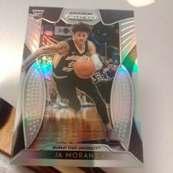 2019 20 Panini Prizm Draft Silver Ja Morant rookie RC Ready for PSA INVEST ROY $23.99