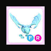 Pages with Free Roblox Adopt Me Fly Ride FROST DRAGON $24.48
