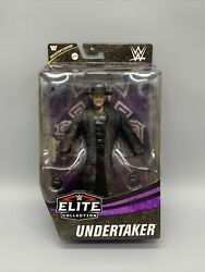 WWE Mattel Undertaker Elite Series 79 Collectors Edition 30th Anniversary Figure $59.99