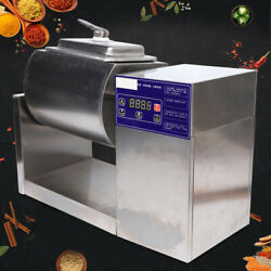 Stainless Steel Meat Salting Machine Meat Poultry Tumbler Machine Food Marinator $369.00