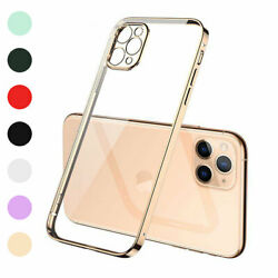 For Apple iPhone 12 Pro Max 12 Mini Shockproof Soft Rubber Rugged Case Cover $10.83