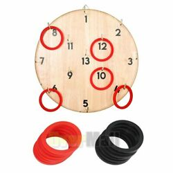 Ring Toss Indoor Outdoor Games for Kids Adults and Family Sport USA Stock $29.69