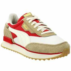 Puma Future Rider Game On Lace Up Mens Sneakers Shoes Casual White Size $79.99