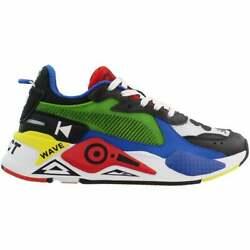 Puma Rs X Toys Lace Up Mens Sneakers Shoes Casual White Size 4.5 D $84.99