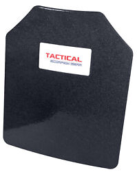 Tactical Scorpion Level III Body Armor Single 10x12 Curved Lighter Than AR500 $72.95