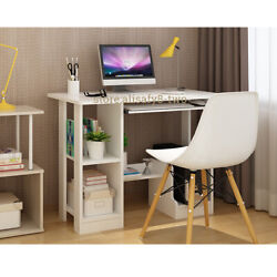 Computer Desk PC Laptop Table Study Workstation Small Desk Home Study Office $48.64