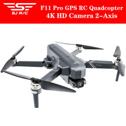SJRC F11 Pro 4K Camera Brushless Wifi FPV GPS Quadcopter Flight 1500m RC Drone $234.31