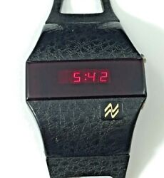 Vintage National Semiconductor LED Watch Working $195.00