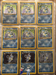 ORIGINAL Pokemon 11 Card Lot 100% Vintage WOTC 1st Edition RARE Included $27.99