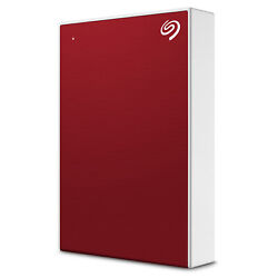 Seagate One Touch HDD 2TB External Hard Drive Red STKB2000403 $64.99