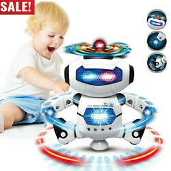 Robot Toys for Boys Kids Toddler Robot 3 9 Year Old Age Xmas Birthday Cool Gift $14.69