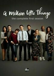 A Million Little Things Season 1 DVD 4 Disc Set Free Shipping New amp; Sealed $12.00