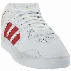 adidas Tyshawn Mens Sneakers Shoes Casual White Size 13 D $69.99