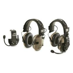 NEW HQ ISSUE Walker#x27;s Razor Electronic Ear Muffs with Walkie Talkie 2 Pack $169.99