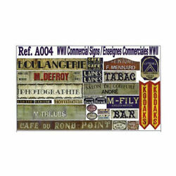 MK35 1 35 WWII Commercial Signs